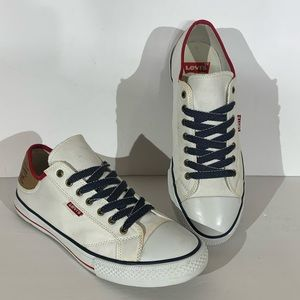 Levi's Canvas Sneakers - 9.5